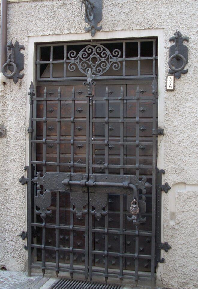 cancelloantico